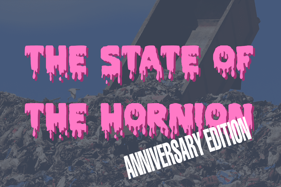 the state of the hornion